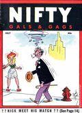 Nifty Gals & Gags (1947-1958 Dearfield Publishing) Jul 1953