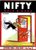 Nifty Gals & Gags (1947-1958 Dearfield Publishing) Nov 1953