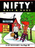 Nifty Gals & Gags (1947-1958 Dearfield Publishing) Jun 1956