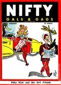 Nifty Gals & Gags (1947-1958 Dearfield Publishing) Jan 1949