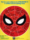 Mighty Marvel Superheroes Fun Book SC (1976-1979 Fireside) 3-1ST