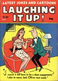 Laughing it Up (1955 Star Publications) Digest 4