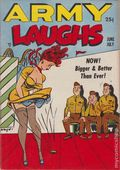 Army Laughs (1951-1978 Crestwood) 2nd Series Vol. 1 #1