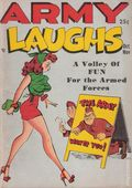 Army Laughs (1951-1978 Crestwood) 2nd Series Vol. 1 #3