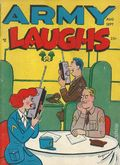 Army Laughs (1951-1978 Crestwood) 2nd Series Vol. 1 #8