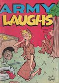 Army Laughs (1951-1978 Crestwood) 2nd Series Vol. 1 #10