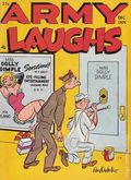 Army Laughs (1951-1978 Crestwood) 2nd Series Vol. 2 #4