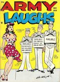 Army Laughs (1951-1978 Crestwood) 2nd Series Vol. 2 #10