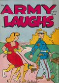 Army Laughs (1951-1978 Crestwood) 2nd Series Vol. 2 #12