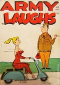 Army Laughs (1951-1978 Crestwood) 2nd Series Vol. 3 #12