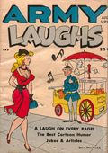 Army Laughs (1951-1978 Crestwood) 2nd Series Vol. 4 #8