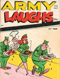 Army Laughs (1951-1978 Crestwood) 2nd Series Vol. 5 #6