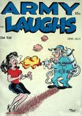 Army Laughs (1951-1978 Crestwood) 2nd Series Vol. 6 #1