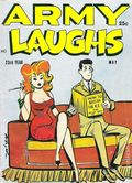 Army Laughs (1951-1978 Crestwood) 2nd Series Vol. 6 #6