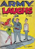 Army Laughs (1951-1978 Crestwood) 2nd Series Vol. 6 #8
