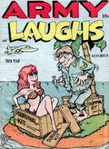 Army Laughs (1951-1978 Crestwood) 2nd Series Vol. 6 #9