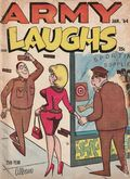 Army Laughs (1951-1978 Crestwood) 2nd Series Vol. 7 #4