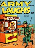 Army Laughs (1951-1978 Crestwood) 2nd Series Vol. 17 #7