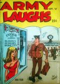 Army Laughs (1951-1978 Crestwood) 2nd Series Vol. 17 #8