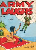 Army Laughs (1951-1978 Crestwood) 2nd Series Vol. 17 #10