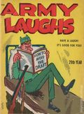 Army Laughs (1951-1978 Crestwood) 2nd Series Vol. 17 #12
