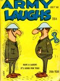 Army Laughs (1951-1978 Crestwood) 2nd Series Vol. 18 #1