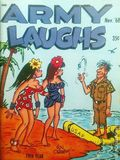 Army Laughs (1951-1978 Crestwood) 2nd Series Vol. 18 #3