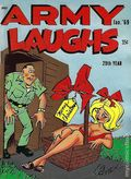 Army Laughs (1951-1978 Crestwood) 2nd Series Vol. 18 #4
