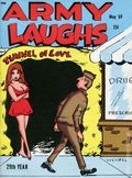 Army Laughs (1951-1978 Crestwood) 2nd Series Vol. 18 #6