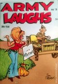 Army Laughs (1951-1978 Crestwood) 2nd Series Vol. 19 #1