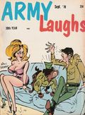 Army Laughs (1951-1978 Crestwood) 2nd Series Vol. 19 #2
