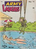 Army Laughs (1951-1978 Crestwood) 2nd Series Vol. 19 #5