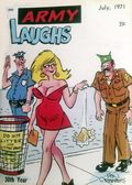 Army Laughs (1951-1978 Crestwood) 2nd Series Vol. 19 #7