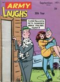 Army Laughs (1951-1978 Crestwood) 2nd Series Vol. 19 #8