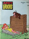 Army Laughs (1951-1978 Crestwood) 2nd Series Vol. 19 #10