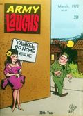 Army Laughs (1951-1978 Crestwood) 2nd Series Vol. 19 #11