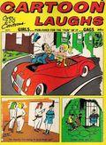 Cartoon Laughs (1966-1975 Atlas Magazine) Part 2 Vol. 5 #3