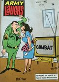 Army Laughs (1951-1978 Crestwood) 2nd Series Vol. 20 #1