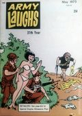Army Laughs (1951-1978 Crestwood) 2nd Series Vol. 20 #6
