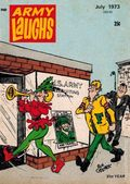 Army Laughs (1951-1978 Crestwood) 2nd Series Vol. 20 #7
