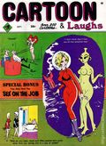 Cartoon Laughs (1966-1975 Atlas Magazine) Part 2 Vol. 8 #5