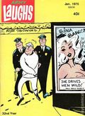 Army Laughs (1951-1978 Crestwood) 2nd Series Vol. 21 #4