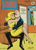 Army Laughs (1951-1978 Crestwood) 2nd Series Vol. 21 #7