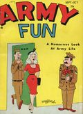 Army Fun (1951) Vol. 3 #6