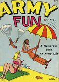 Army Fun (1951) Vol. 2 #11