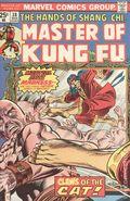 Master of Kung Fu (1974 Marvel) 38