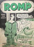 Romp (1960-1972 Humorama) Digest Mar 1962