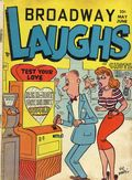 Broadway Laughs (1950-1963) 1st Series Vol. 11 #1