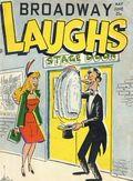 Broadway Laughs (1950-1963) 1st Series Vol. 12 #1