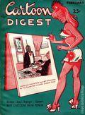 Cartoon Digest (1945-1946 Civil Service Publications) Digest Vol. 1 #3